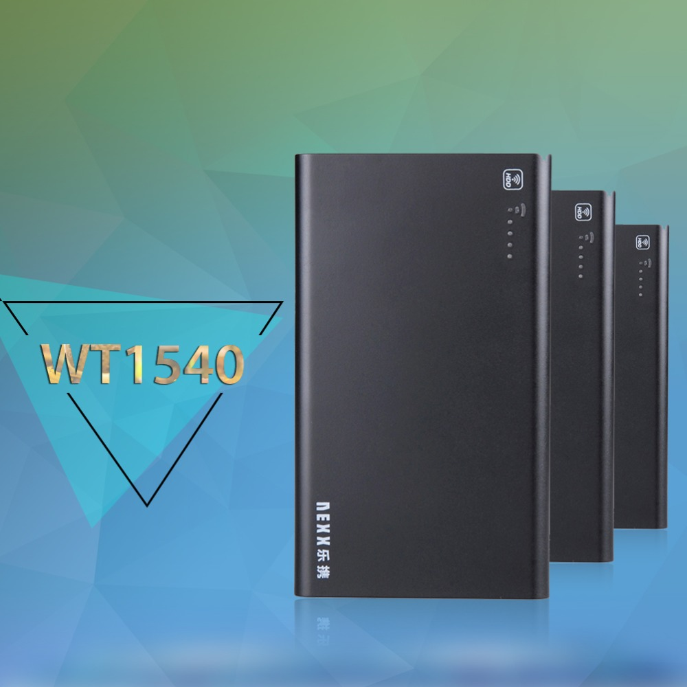 Nexx WT1540F Wifi Repeater/3G Dongle Modem Real 8800MAh Power Bank Multi-media Files Share of Memory Storage /Charger English UI(China (Mainland))