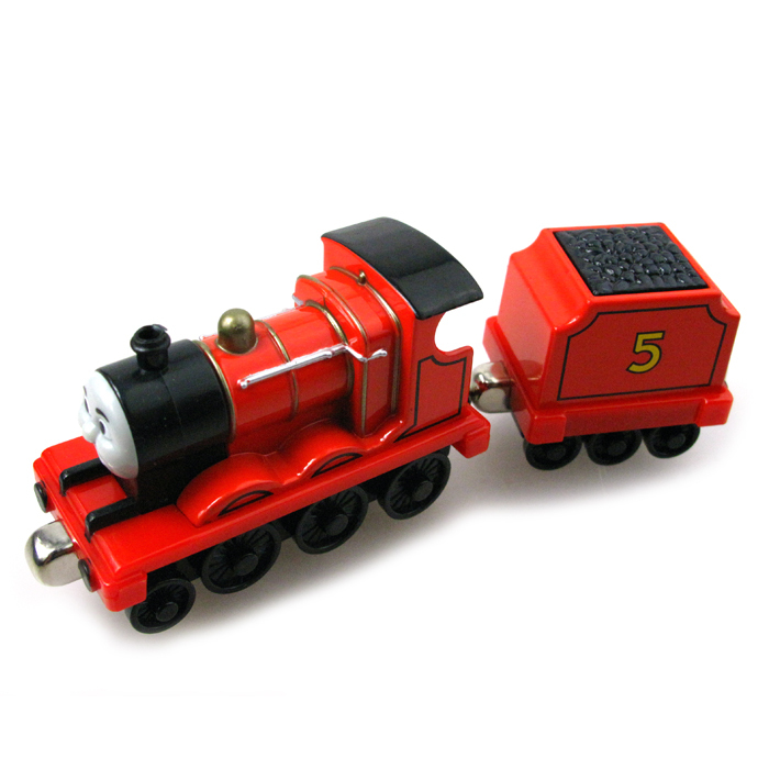 T0122 Diecast Magnetic THOMAS and friend The Tank Engine take along train metal children kids toy gift James &amp; truck no package<br><br>Aliexpress