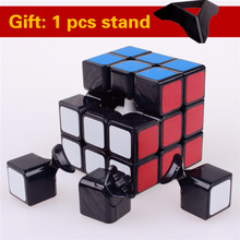 shengshou 3x3x3 magic speed cube pvc sticker block puzzle cubo magico professional learning & educational classic toys cube(China (Mainland))