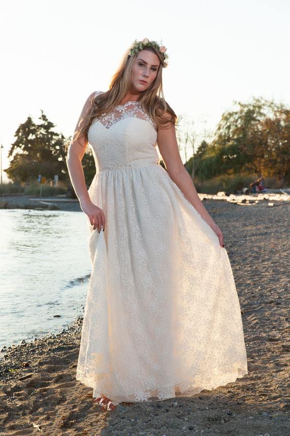 Rustic Wedding Dresses Plus Size - Wedding Dress Ideas