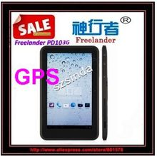 FreeLander PD10 3G Version 8GB GPS tablet 7 Inch Screen Android 4.0 Phone Sim Card Bluetooth WCDMA tablet pc/Jessie(Hong Kong)