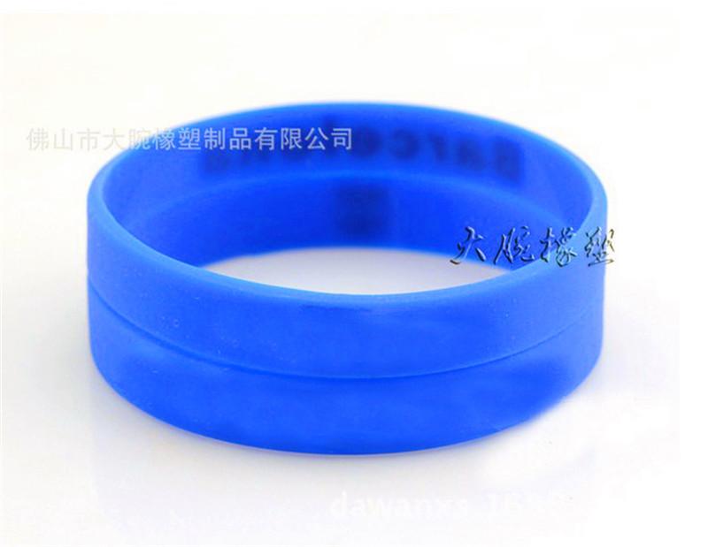12pcs new brand silicone power bracelet football sport energy wristband with European football club LOGO balance bangle(China (Mainland))