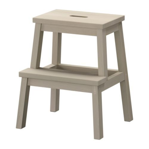 1 piece solid aspen wood children step stool.(China (Mainland))
