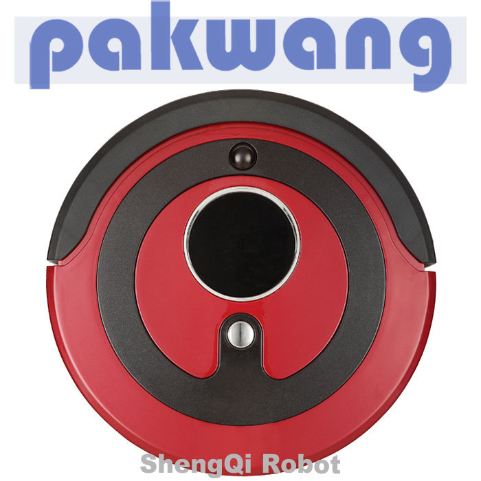 (Free to Russia)Two Side Brushes,LED Touch Screen.,HEPA Filter,Schedule,Virtual Wall,Self Charge, poor vacuum cleaner robot(China (Mainland))