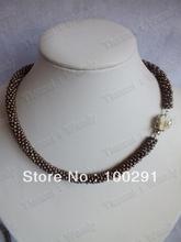 879LK-//! Fashion jewelry freshwater pearl Necklace(China (Mainland))