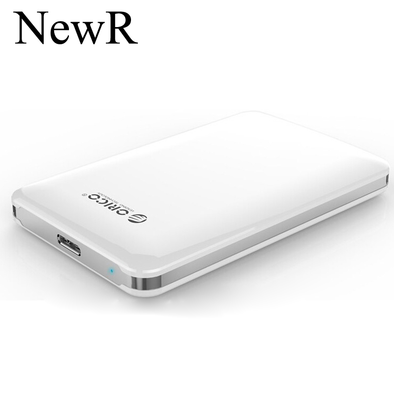"""(Only Case) 2.5"""" SATA3.0 To USB3.0 HDD ENCLOSURE hd externo hdd Case Support 1TB External Hard Drive/SDD Storage for Laptop(China (Mainland))"""