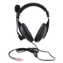 Skype PRO Gaming Game Stereo Headphones Headset Mic PC Computer Laptop KANGLING 750 Gaming Headphones