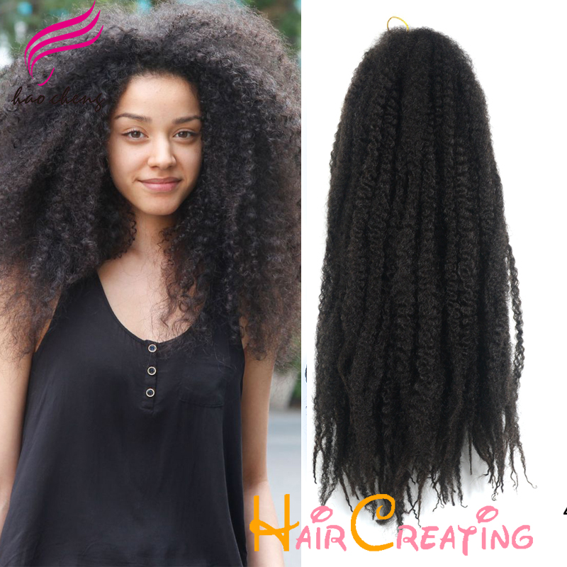 Crochet Hair Sale : Hot vente 10 pcs longues Havana mambo twist crochet tresses cheveux ...