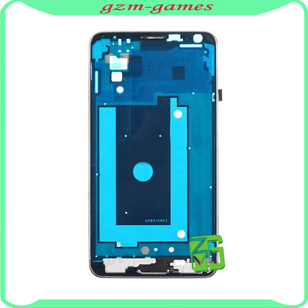 1pcs middle bezel lcd frame front cover housing for samsung galaxy note 3 n9000 spare parts free shipping(China (Mainland))