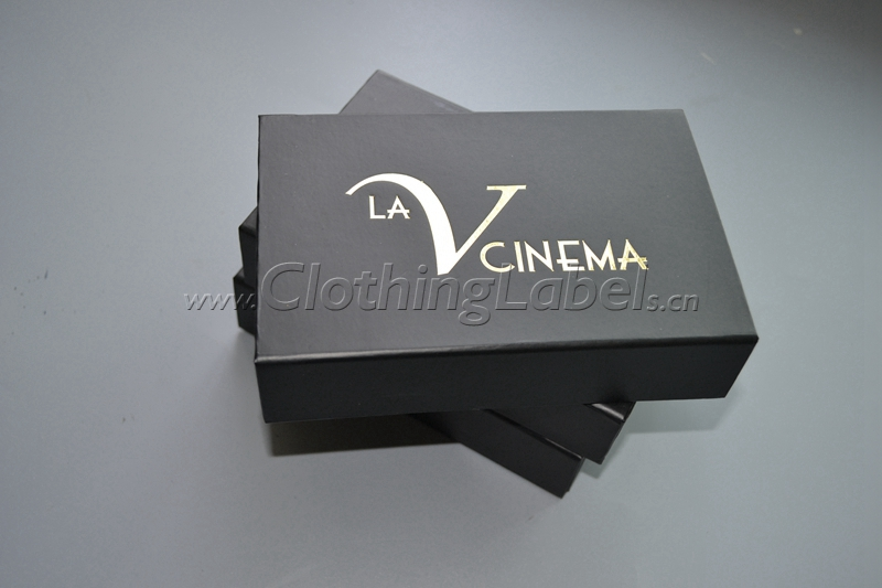 Foldable box with magnets, storage box, with brand name, gold hot stamping(China (Mainland))