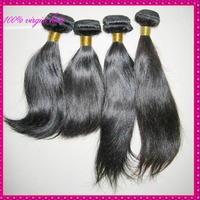 100% Virgin Filipino(Philippines RAW) Straight Hair Thick Weft mix lots(3pcs 3 bundles 300g) 7A WestKiss Weave [Md1092]