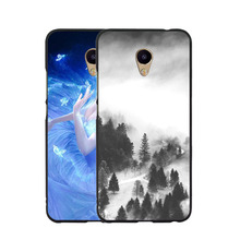 Buy Meizu mx 6 Case,Silicon Fu Panda Painting Black Soft TPU Back Cover for Meizu mx6 Phone protect Case shell for $4.59 in AliExpress store