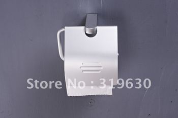 Free Shipping!Space Aluminium Alloy Bathroom Paper Holder,Toilet  Tissue Holder,Bathroom Accessories-1903