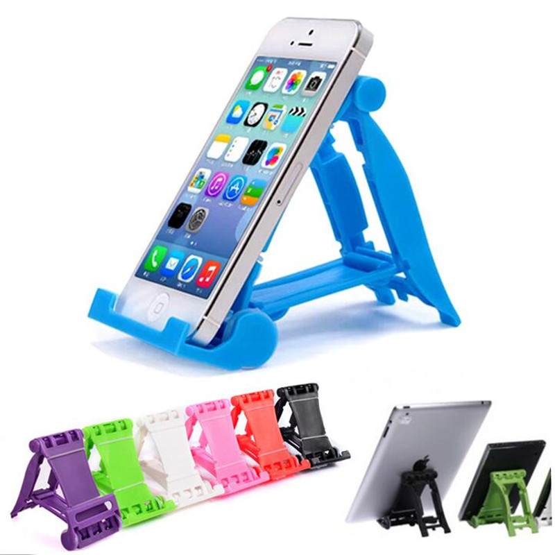 Mini Universal Adjustable Foldable Cell Phone Tablet Desk Stand Holder Smartphone Mobile Phone Bracket for iPad Samsung iPhone(China (Mainland))