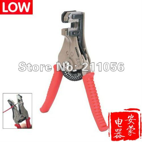 High quality Automatic wire Strippers stripping range 0.25-5.5mm HS-700N ,Free Shipping(China (Mainland))