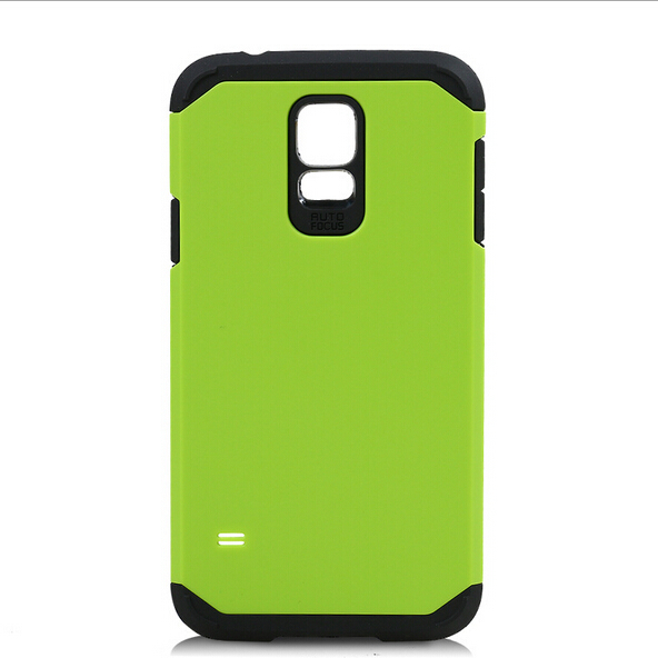 Latest Style Slim ARMOR Back Case Cover for Samsung Galaxy S5 S V Case Cover(China (Mainland))