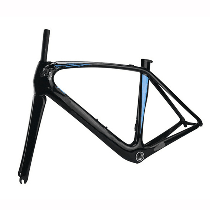 Carbon Road Bike Frame Di2 and Mechanical BB30,BSA/PF30 Super Light carbon road Frame+Fork+headset carbon bicycle frame SP002(China (Mainland))