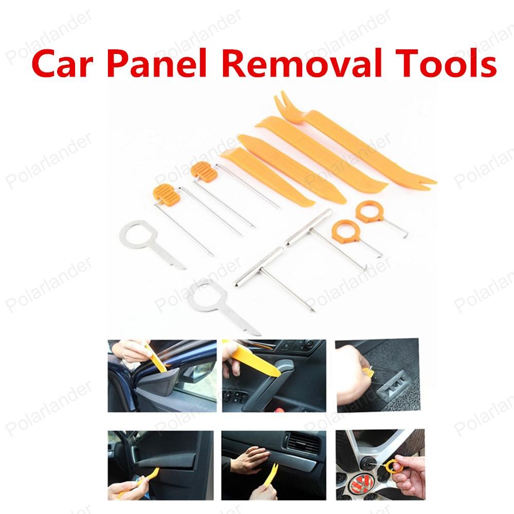 Бесплатная доставка автомобилей средство для удаления панели 12 шт./компл. авто средство для удаления панели высокое качество