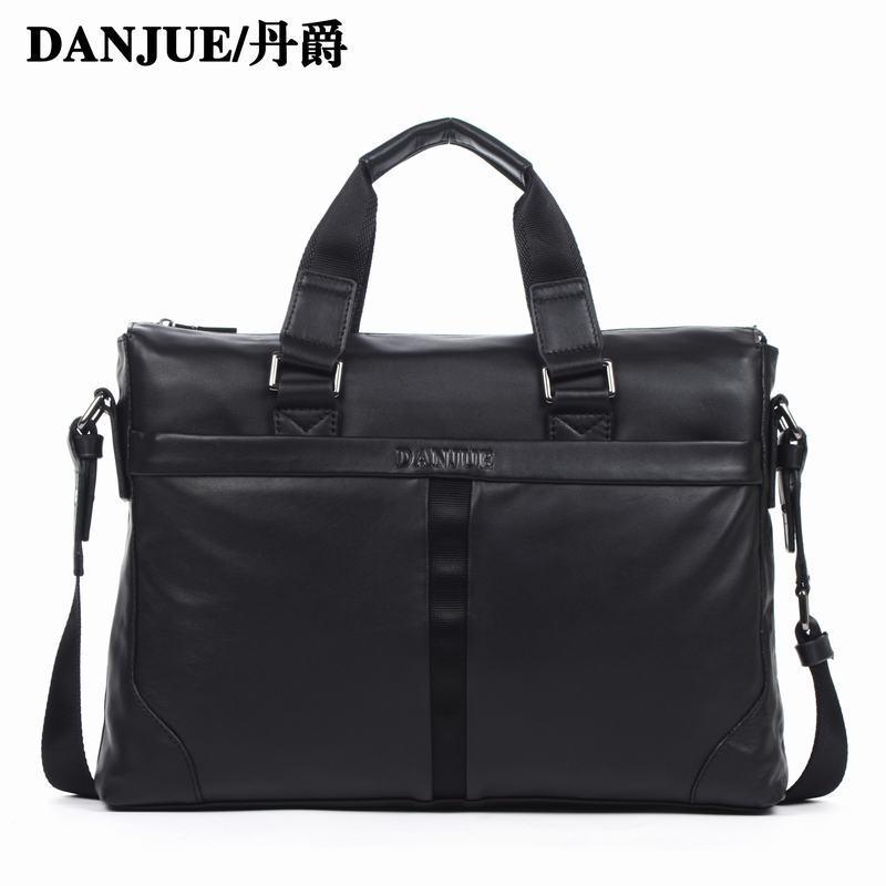 Здесь можно купить  New Promotion men genuine leather Handbag men