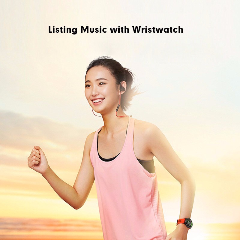 Original Xiaomi Huami Amazfit Sport Watch Real Time GPS Tracker Weather Heart Rate Smartwatch Pulse BT4.0 + WiFi Relogio Android