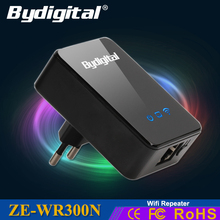 300mbps Wifi Repeater 3 in 1 Signal Boosters 2 4G wi fi extender Router wireless access