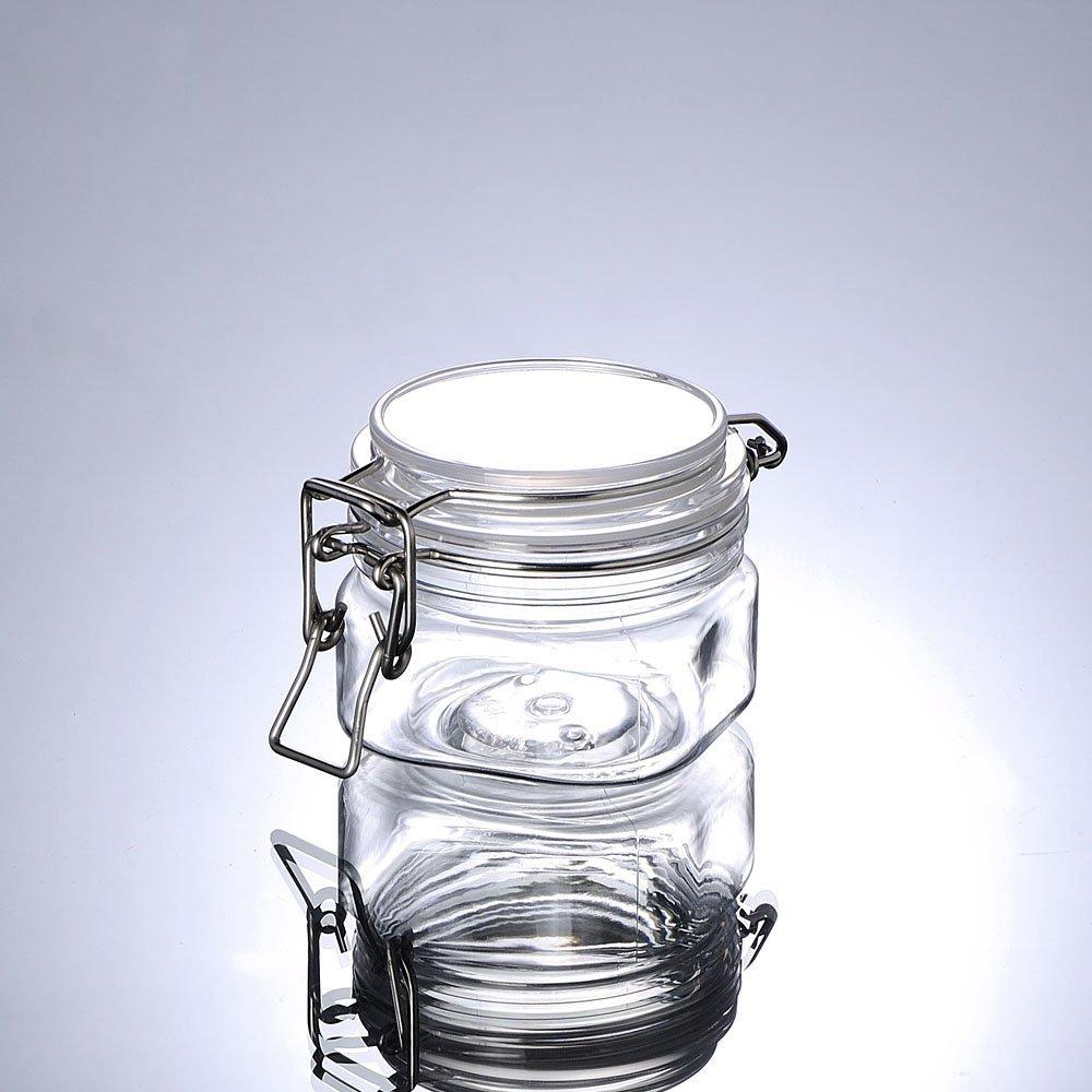 250G cream jar sealing pot/sealing jar for facial scrub/body scrub/lotion/cream/gel/mask cream containing cosmetic packing<br><br>Aliexpress
