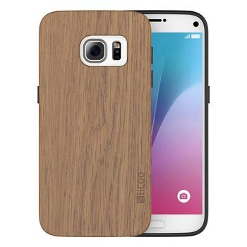 Etui plecki do Samsung s7 / s7 Plus drewniane modne trzy kolory