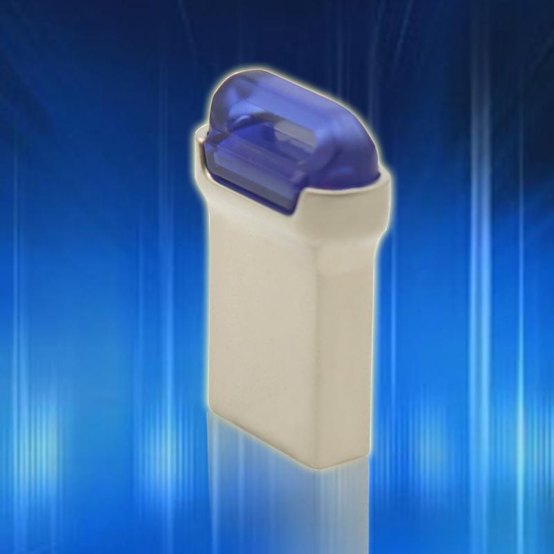 2016 Super tiny Cute Blue USB Flash Drive 64GB 32GB pen drive 32GB flash pendrive memory stick Waterproof u disk(China (Mainland))