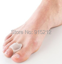3pair=6pcs Free Shipping Sub-toe toe braces Toe Separator Orthoses Beauty & Health Braces