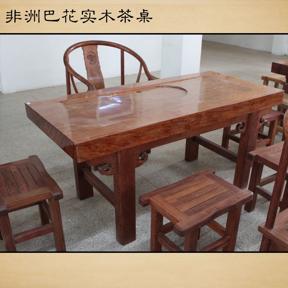 African pear wood large plate pakistan flowers for Chinese furniture in pakistan