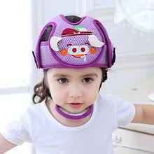หมวกเด็กหมวกกันน็อกเพื่อความปลอดภัยสำหรับทารกเด็กเดินหัวหมวกฤดูร้อนฤดูใบไม้ผลิเด็กวัย...(China)