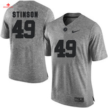 Nike 2017 Alabama Eddie Lacy 42 Can Customized Any Name Any Logo Limited Boxing Jersey Ed Stinson 49(China)