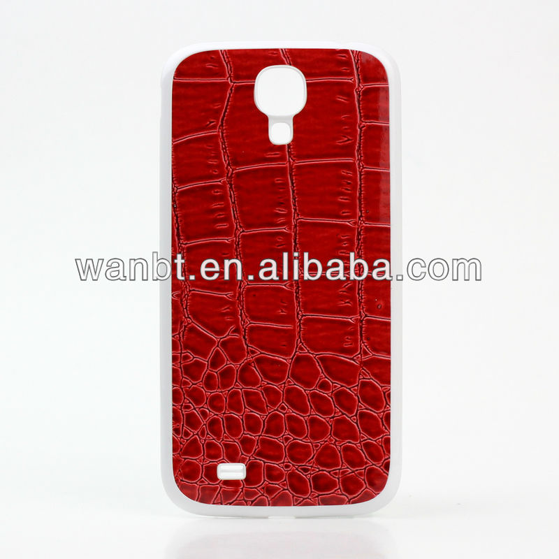 50pcs/lot Popular Replacement Back Plastic Cover Housing For Samsung Galaxy S4 S IV i9500 Free shipping(China (Mainland))