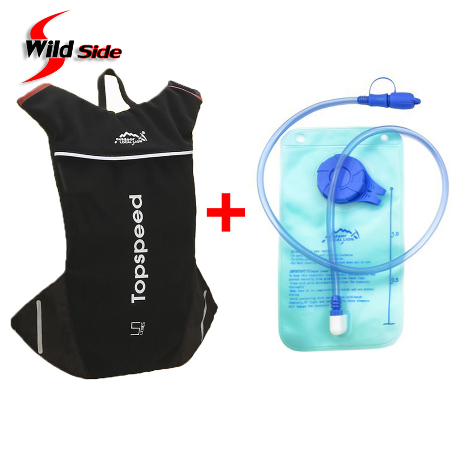 Mini Cycling Water Bag Running Bike Bicycle 2L Water Bag +Hiking Climbing Hydration Backpack Outdoor Sport Bike Accessories Pack(China (Mainland))