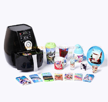 New Arrived ST-1520-PC 3D Mini Multifunction Sublimation Machine With Phone Case Heat Transfer Parts