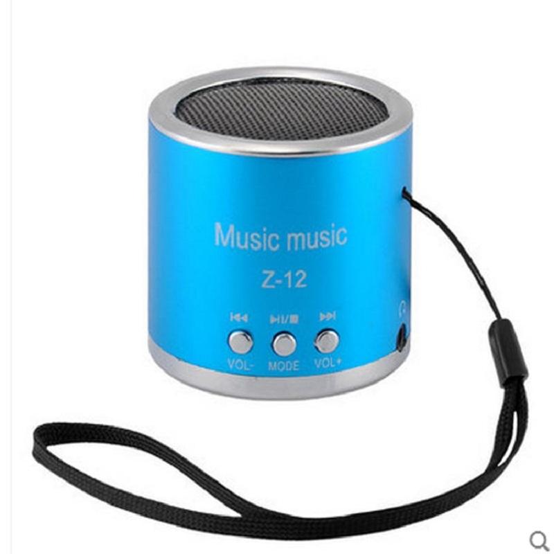 New Arrive Mini Portable Speaker FM Radio Music Sound Box Portable Audio Player Lautsprecher Support TF Card Altavoz(China (Mainland))
