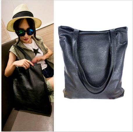 Fashion Women's Handbag Ladies Shoulder Messenger Bags PU Leather Vintage Purse For Women Large Capacity Hand Bags(China (Mainland))