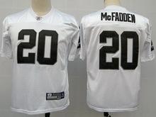 Stitiched,Oakland Raiders marcus allen Ronnie Lott ken stabler Jim Plunkett Darren McFadden fred biletnikoff Throwback for men(China (Mainland))