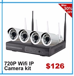 IP Wifi Camera IP Wireless Pan Tilt Video Intercom HD 720P 10m Night Vision Onvif P2P Robot Baby Observer Camera Wi-fi