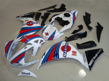 Buy Injection mold Fairing Kit YAMAHA YZFR1 09 10 11 YZF R1 2009 2010 2011 YZF1000 ABS Blue white red Fairings set+7gifts YT10 for $436.17 in AliExpress store