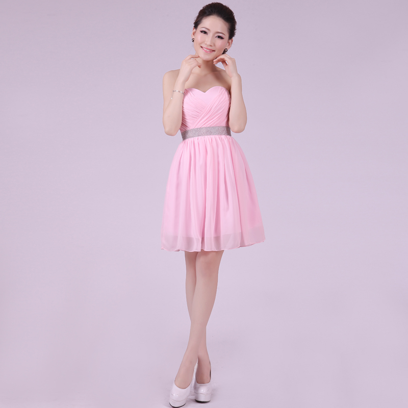 Light Pink Dress for Girls Promotion-Shop for Promotional Light ...