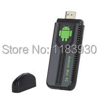 Mini PC Android 4.2 Google TV stick Box UG007B Quad Core RK3188 2G/8GB Bluetooth HD1080P Wifi UG007B free shipping(China (Mainland))