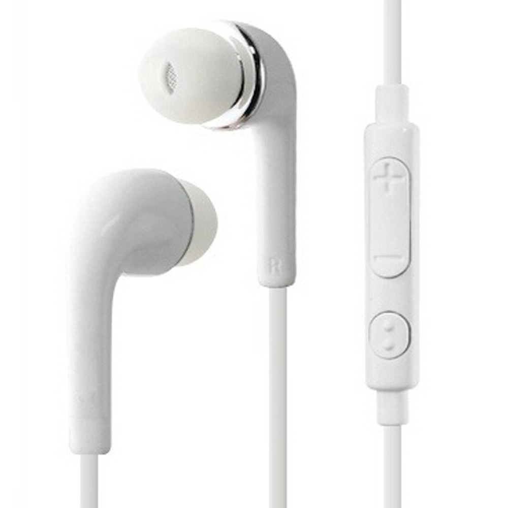 portable mic earphone wired in ear stereo headset not. Black Bedroom Furniture Sets. Home Design Ideas