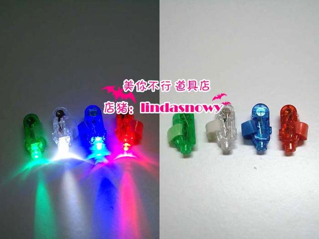Props supplies laser light finger light 4