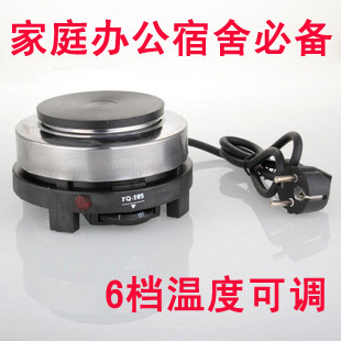 Small household electric heating furnace thermostat single-head multifunctional coffee cakes heated hot plate electric heated(China (Mainland))
