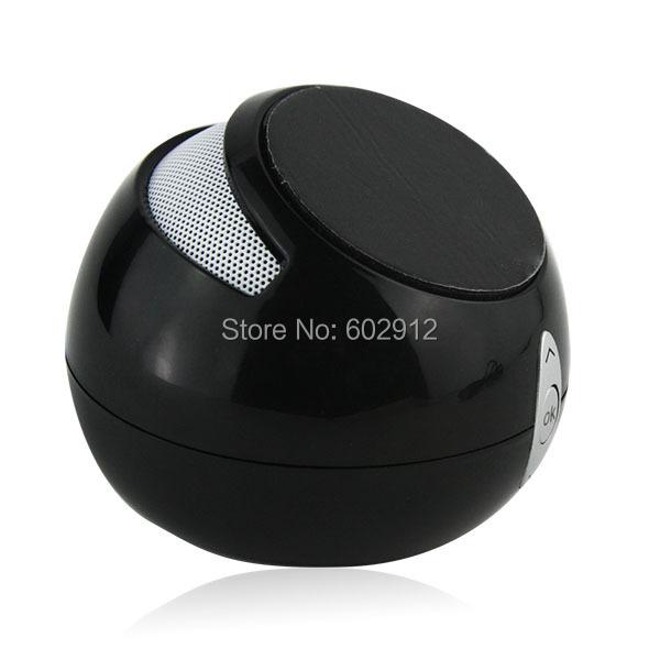 Mini Hi Fi Stereo FM Radio Wireless Bluetooth Speaker Loudspeaker Boombox Sound Box Caixa De Som Alto Falante w/ Phone Holder(China (Mainland))