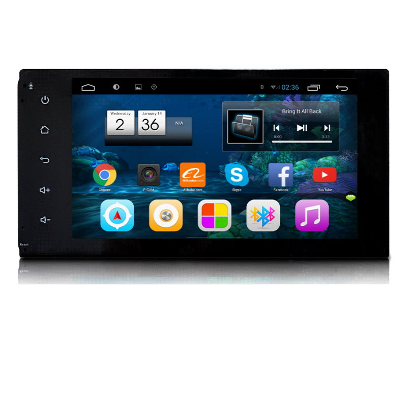 """For Toyota Verso-S / Space Verso 2010~2015 - 7"""" Car Android HD Touch Screen GPS NAVI CD DVD Radio TV Andriod System(China (Mainland))"""
