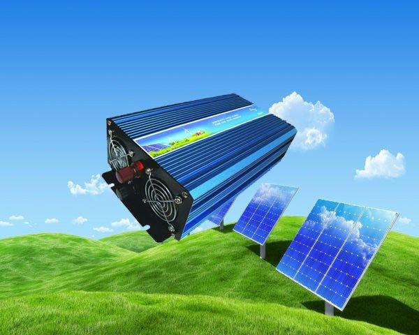 Фотография Off Grid Pure Sine Wave DC to AC Power Inverter, 1000w Peak power inverter, 500W Solar power converter