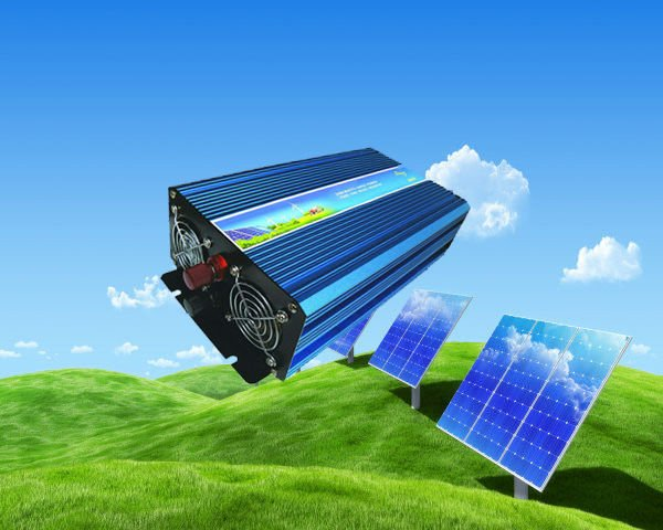Off Grid Pure Sine Wave DC to AC Power Inverter, 1000w Peak power inverter, 500W Solar power converter(China (Mainland))