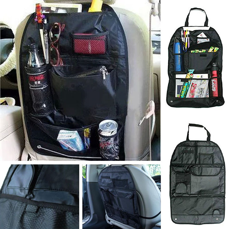 Car Auto Care Seat Protector Cover Storage Bag Pouch For Children Kick Mat Mud &Wholesale(China (Mainland))